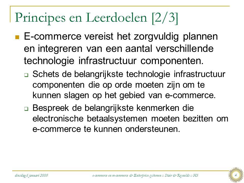 Principes en Leerdoelen [2/3]